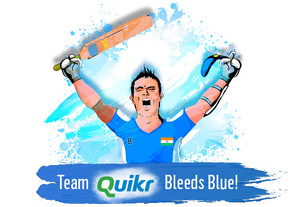Team India Cricket Jersey